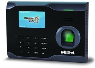 uAttend Time and attendance system
